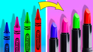 25 AMAZING MAKEUP AND BEAUTY HACKS YOU SHOULD KNOW