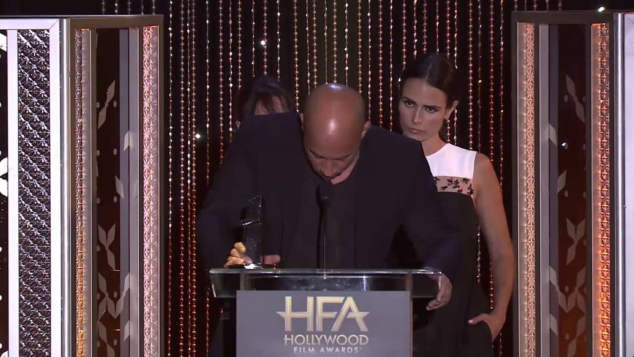 Vin Diesel posts touching tribute to Paul Walker