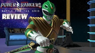 Power Rangers: Battle for the Grid (Switch) Review (Video Game Video Review)