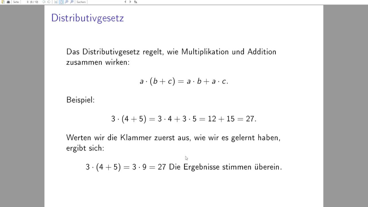 Awesome Kommutativgesetz Der Multiplikation Arbeitsblatt Gallery ...