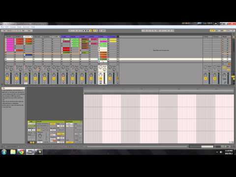 Convert MIDI Clips into Audio with Ableton LIVE 9