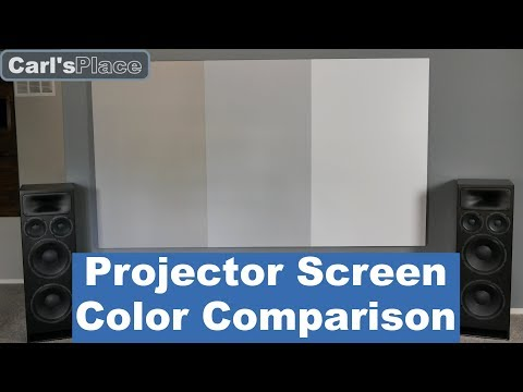 projector-screen-color-comparison- -carl's-place-diy-home-theater-projector-screens
