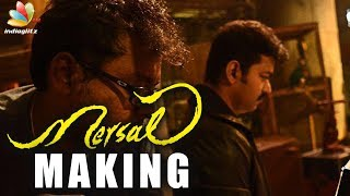 Mersal Making : Magic was real NOT CG | DOP GK Vishnu Interview, Vijay, Atlee