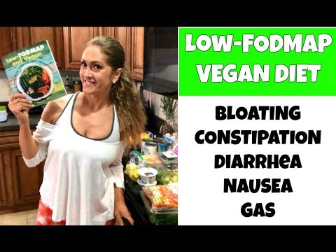 Low-FODMAP VEGAN DIET | Bloating * Gas * IBS * SIBO