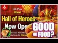 SUMMONERS WAR Duamutef The Fire Horus Hall Of Heroes Good Or Food mp3