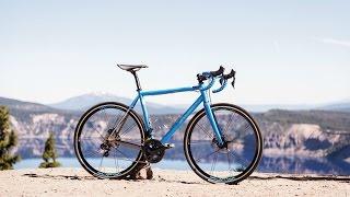 7 Bikes for 7 Wonders: Crater Lake