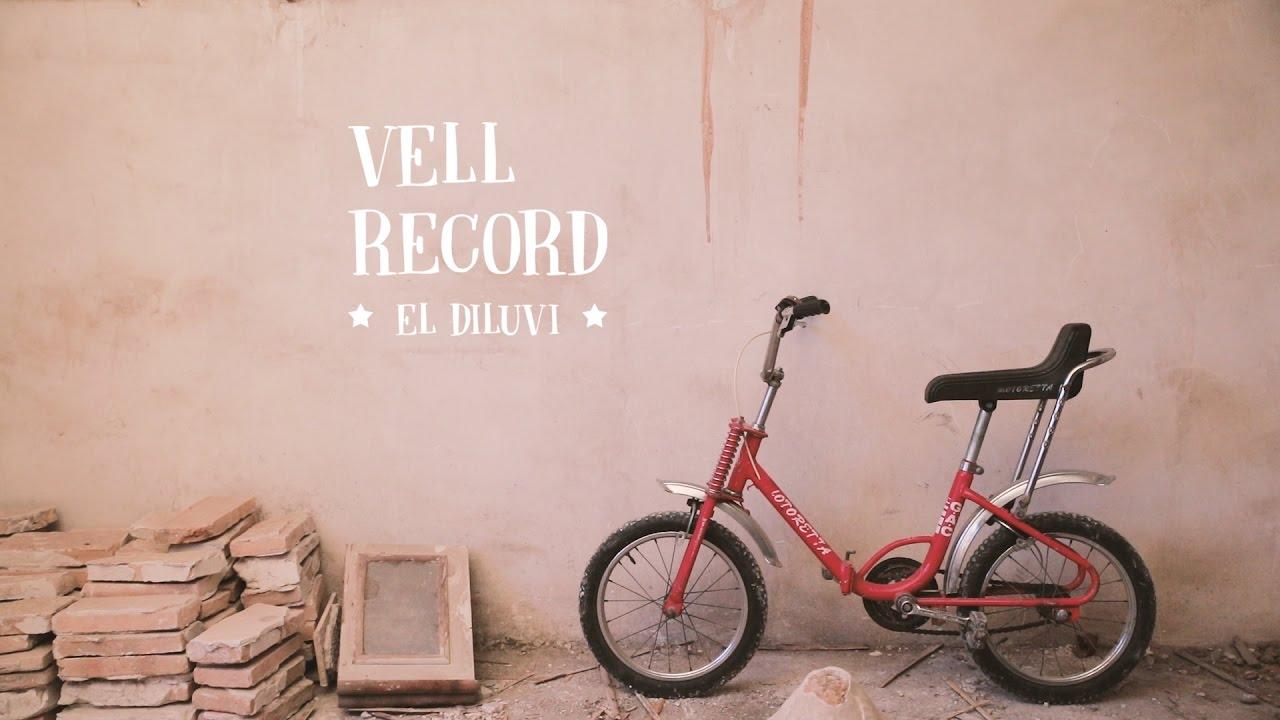 el-diluvi-vell-record-videoclip-oficial-el-diluvi