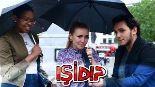 Müslüman Denince Aklınıza Gelen İlk 3 Şey! (Londralılara Sorduk!)