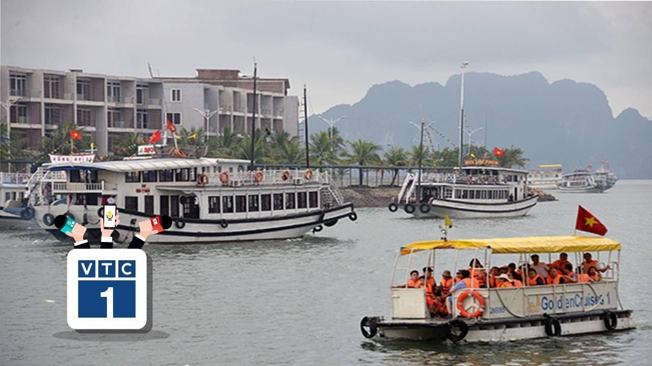 Hơn 20 tàu du lịch Quảng Ninh đã dừng hoạt động