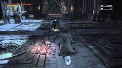 Bloodborne™ Defeating the Bloody Crow of Cainhurst Ng+