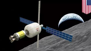 Space station: Aerospace companies sending inflatable habitat around moon by 2022 - TomoNews