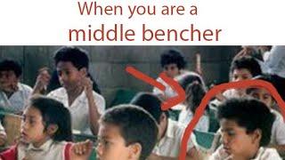 When u r a Middle bencher   tamil   Hello listen