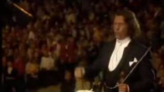 Cea mai frumoasa melodie - AMAZING GRACE  RO [Andre Rieu & The European Pipe Band]