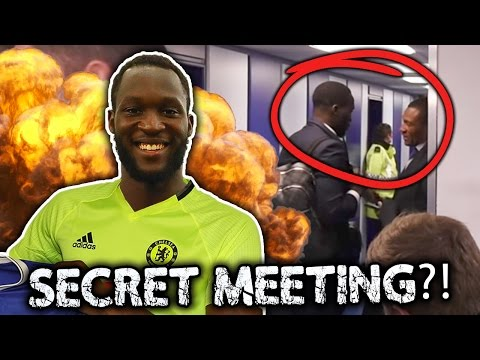 LEAKED: Romelu Lukaku CAUGHT Discussing Future Transfer With Chelsea?! | Transfer Talk