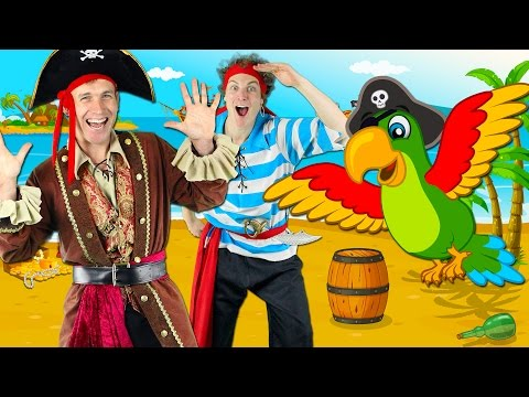 We are the Pirates  Kids Pirate Song  Songs for Children