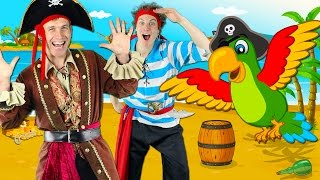 We are the Pirates - Kids Pirate Song | Songs for Children