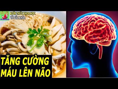 7 loại thực phẩm tăng cường máu lên não giảm hoa mắt chóng mặt đau đầu