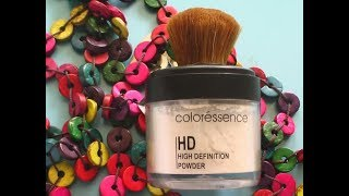 Coloressence High Definition Powder/ Soft Beige Review