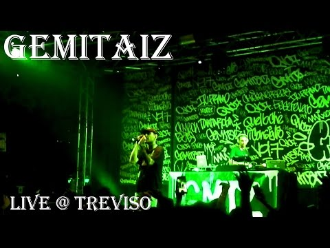 Gemitaiz - Dancing With the Devil+On The Corner [Qvc6-4] LIVE @ Treviso- Supersonic Music Arena