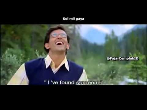 Hritik Roshan & Preity Zinta - Koi Mil Gaya Ost. Koi Mil Gaya || Sub. Indonesia, India, English