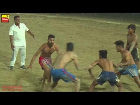 GILL ਗਿੱਲ (ਮੋਗਾ) ਕਬੱਡੀ کبڈی KABADDI TOURNAMENT-16 | 65 Kg FINAL | SHEKHA KALAN vs LOHGARH | Part 15