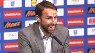 Gareth Southgate Full Press Conference - Backs Youth In Team Selection - Russia World Cup 2018
