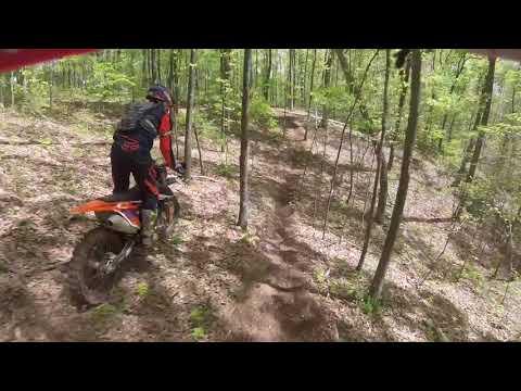SECCA RD.4 Open B Blueberry hill Hare scramble