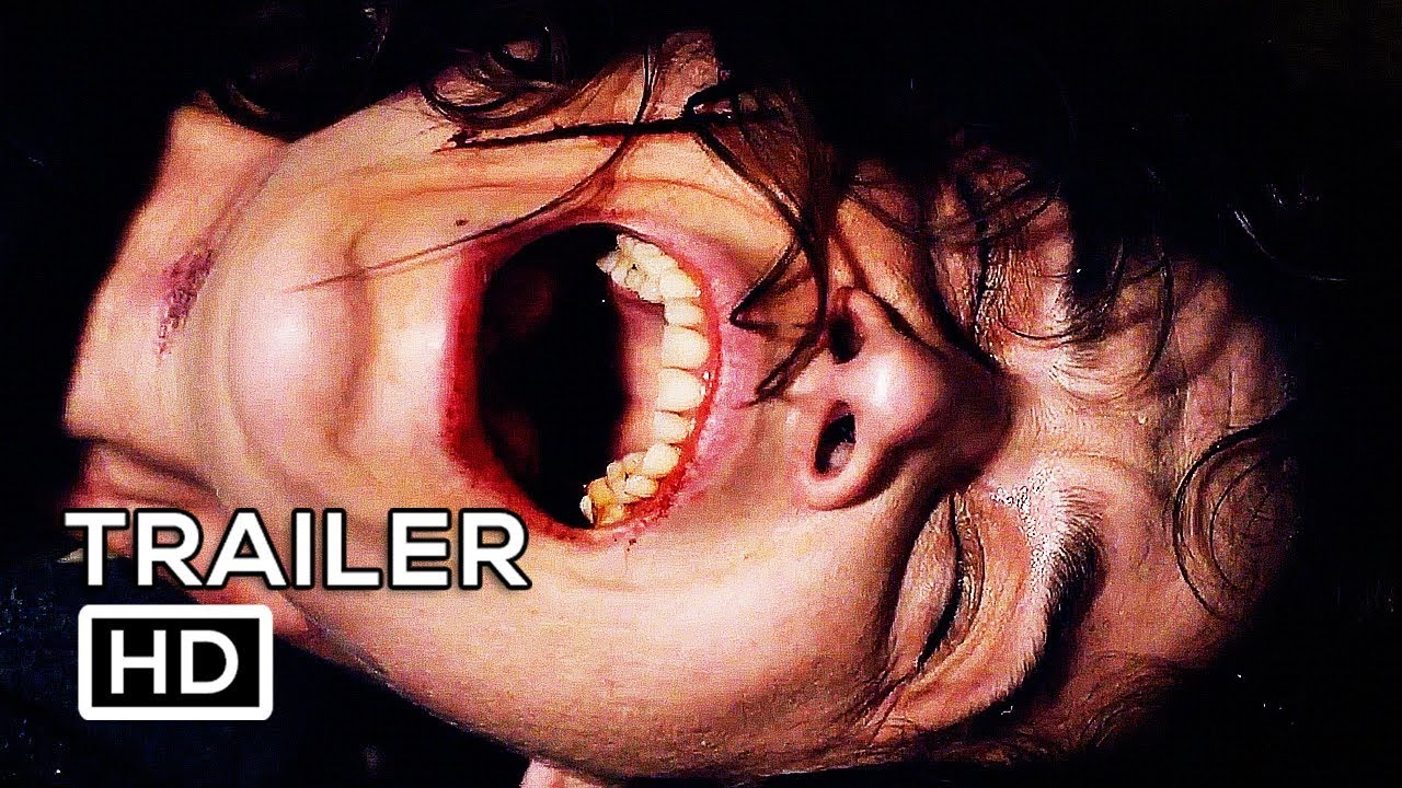 THE OPEN HOUSE Official Trailer (2018) Netflix Horror Movie HD