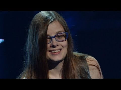"The Voice of Poland - Dorota Osińska - ""Je t'aime"""