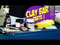 Clay Bar - Descontaminação de Pintura