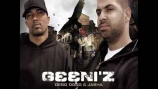 "DESO DOGG & JASHA feat. MC BOGY - ""BLUT BLOCCX"""