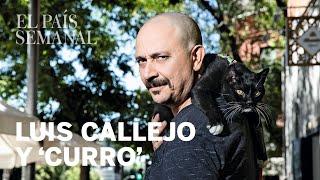 Luis Callejo y 'Curro'   Amos y mascotas   El País Semanal