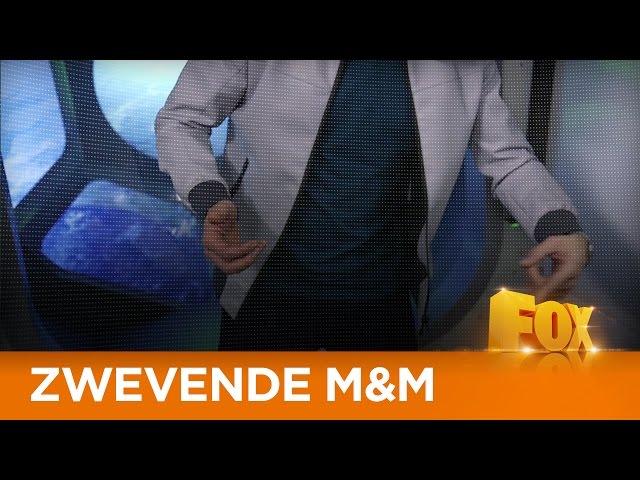 De Magie Van... Zwevende M&Ms (Andre Kuipers)