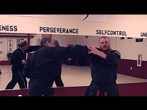 Kenpo Master Tony Collins