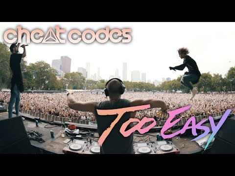 SEE WHAT WENT DOWN AT LOLLAPALOOZA 2017 [Too Easy #4]