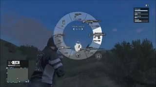 Reaper 0utlaw VS War Tribe - GTA 5 Online