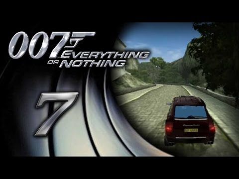 Let's Play James Bond 007: Everything or Nothing - Episode 7 - Serena St. Germaine