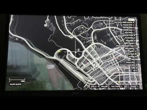 treasure hunt gta 5