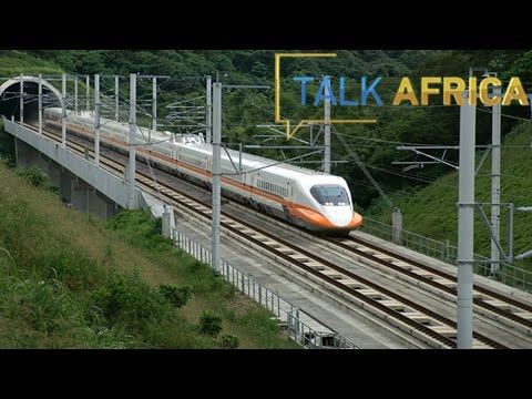 Talk Africa— Africa's high-speed rail networks 10/16/2016