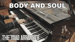 Jacob Koller - Body and Soul - Jazz Piano Cover with Improvisation