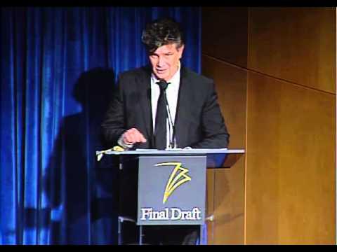 Steven Zaillian - 2011 Final Draft, Inc. Hall of Fame Award Honoree