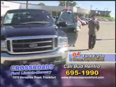 Crossroads Ford Frankfort Ky >> 2004 Ford F250 Frankfort Ky Crossroads Ford Lincoln Mercury