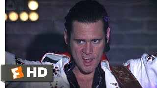 Man on the Moon (1/9) Movie CLIP - The Elvis Presley (1999) HD