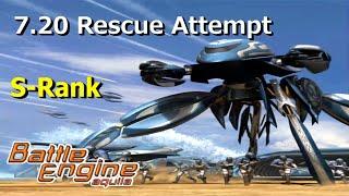 "Battle Engine Aquila ""7.20 Rescue Attempt"" S-Rank"