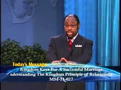 The Principles Of Relationships ❃Myles Munroe❃