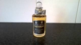 Sartorial by Penhaligon's Fragrance Review Thumbnail