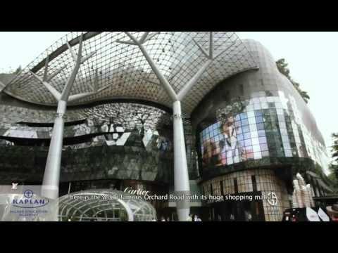 Kaplan International Student video (2013)
