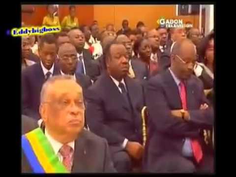 Omar Bongo Ondimba - Dieu ne nous a pas donné le droit de faire du gabon