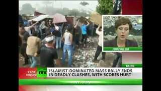 Egypt : Muslim Brootherhood Protest turn deadly (May 05, 2012)