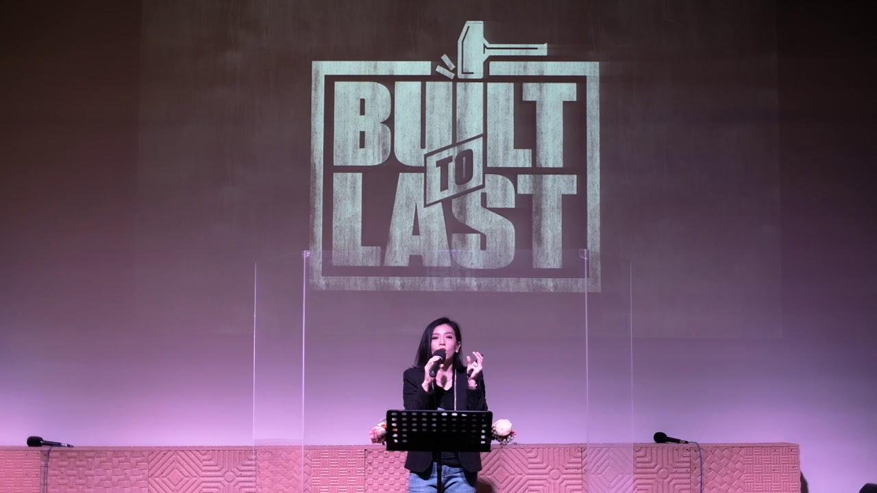 28 Feb 2021: Built To Last ~ Ps Jeanny Novita
